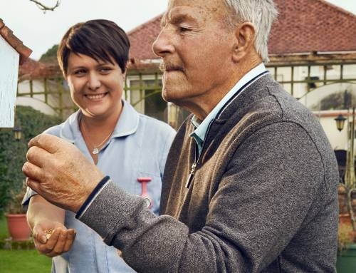 Raising the profile of adult social care