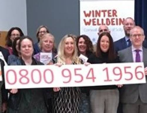 Cornwall's Winter Wellbeing guide to launch in time for cold season